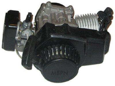Mini Hollow Bike Motor Engine 49cc - Fits 47cc 49cc Pocket Bikes