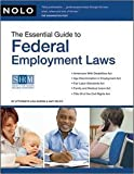 img - for The Essential Guide to Federal Employment Laws [Paperback] book / textbook / text book