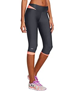 Under Armour Ladies HeatGear® Sonic All-In-One Capri by Under Armour