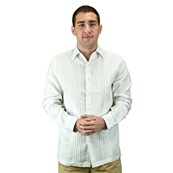 Mens beach wedding clothes, white shirt.
