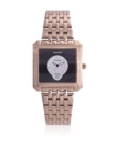 Lancaster Reloj de cuarzo Grandame Carré Rosé  35 mm