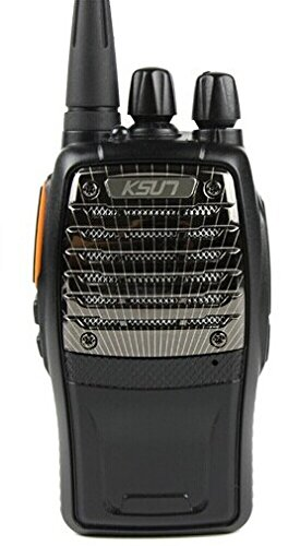 Aweek® KSUN S30T Walkie Talkie Two Way Radio 400-470MHz Ham Radio with FM Radio LED Flashlight 30T Walkie Talkie Two Way Radio 400-470MHz Ham Radio with FM Radio LED Flashlight