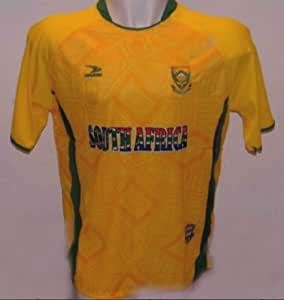 New Bafana Jersey 2017- Nike South Africa Football Home ...  South Africa Soccer Jersey