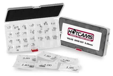 Hot Cams 9.48Mm Complete Valve Shim Kit Hcshim02