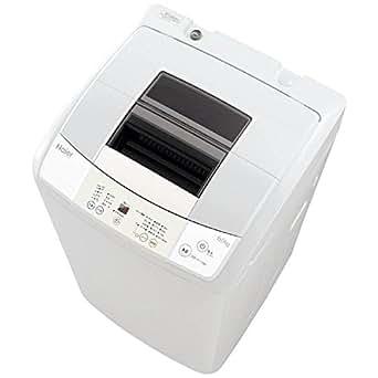 ハイアール 6.0kg 全自動洗濯機 ホワイトHaier JW-K60K-W
