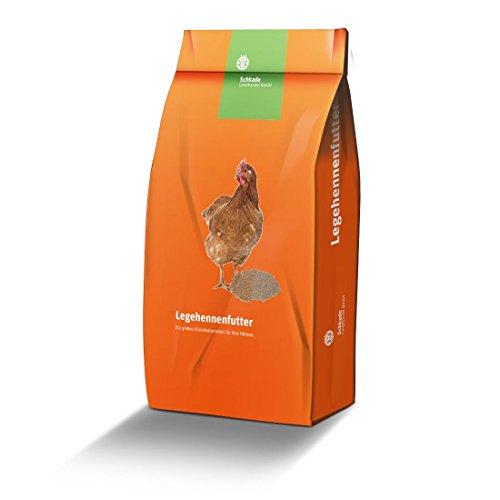 Hühnerfutter als Legehennenfutter gegen Milben 25 kg, grob...