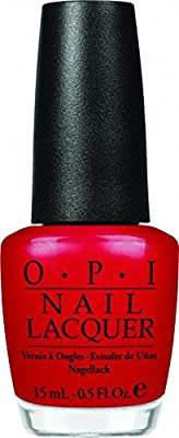 OPI Nail Lacquer, 0.5 Ounce