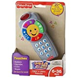 Fisher-Price Laugh and Learn Click 'n Learn Remote baby gift idea