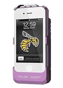 Yellow Jacket Stun Gun, Phone Case - iPhone