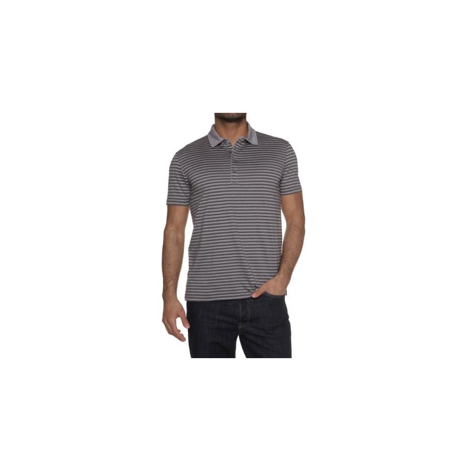 Hugo Boss Black Polo Shirt REGULAR FIT, Color Grey, Size S
