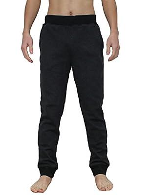 Hurley Mens Warm Fleece Sweatpants / Jog Pants