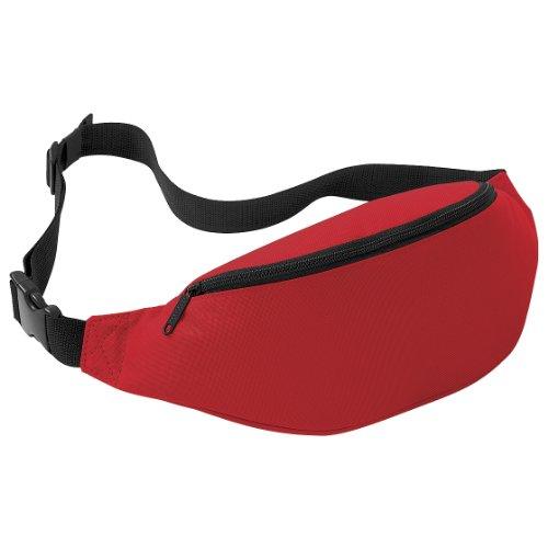 Bagbase - Marsupio (2,5 Litri) (Taglia unica) (Rosso)