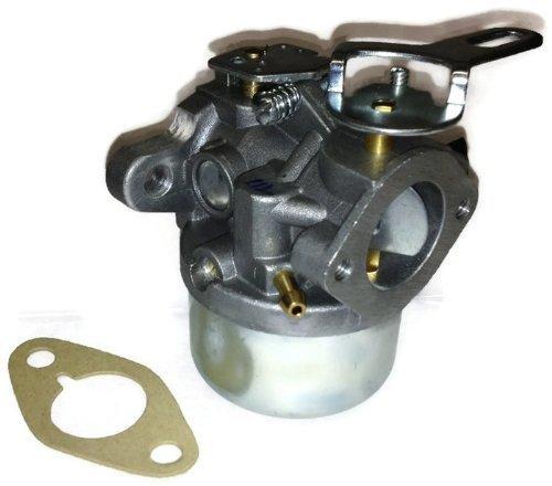 Carburetor for Tecumseh 640084B for Snowblowers HSK40, HSK50,HS50 LH195SP (Snowblower Carburetor Repair Kit compare prices)