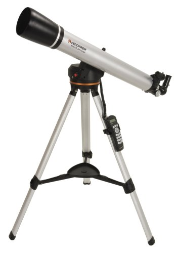 Celestron 22051 LCM 80 Computerised Refractor Telescope