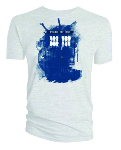 Doctor Who Modern Art Tardis