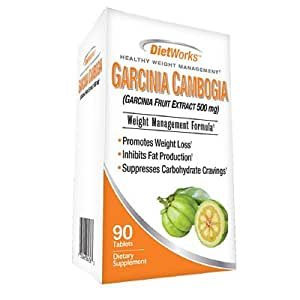 Diet Works Garcinia Cambogia - 90 Ct Diet Works Garcinia Cambogia - 90 Ct