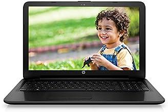 HP 15-ac173TU 15.6-inch Laptop (pentium_3825u/4GB/1TB/Intel HD Graphics), Jack Black Colour with Textured Diamond Pattern