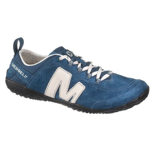 Merrell Excursion Glove Running Shoe Denim Blue
