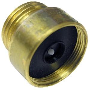 Lasco 05 1769 Backflow Preventer With Fine Thread Pipe