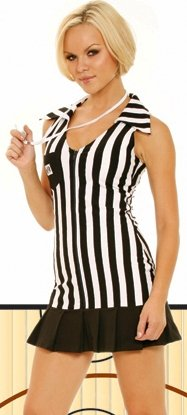 Elegant Moments Women's Racy Referee