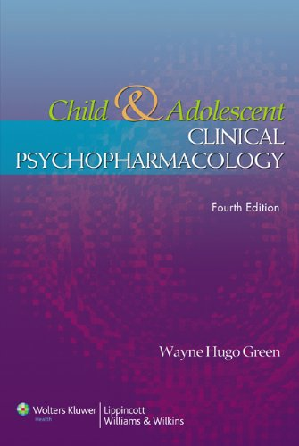 Child and Adolescent Clinical Psychopharmacology (Green,...