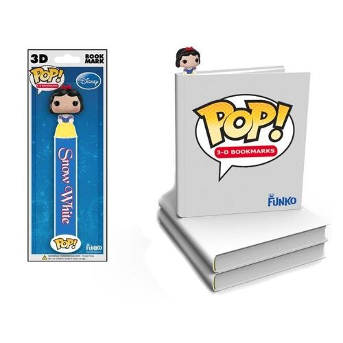 Funko Disney Snow White 3D Bookmark - 1