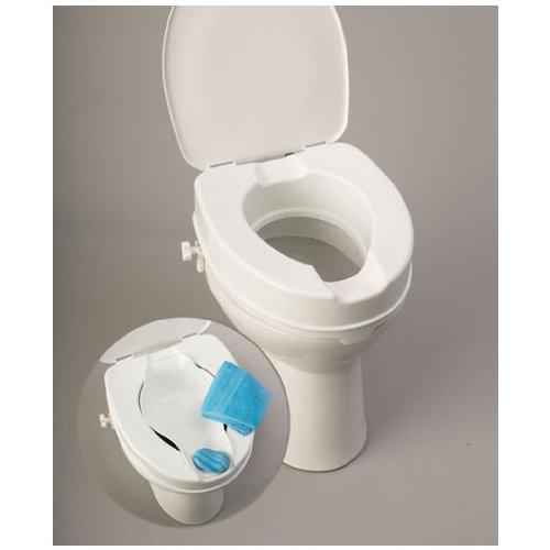 Russka - Rialzo per WC, Bidet incluso (Set)