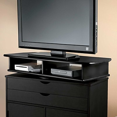 Wide TV Swivel Stand – Dark Cherry – Improvements (398352 DCY)