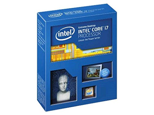 Intel i7-5820K Extreme Hex Core CPU Processor