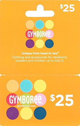 Gymboree $25 Gift Card (Amazon Music Card compare prices)