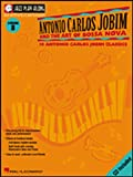 Hal Leonard Antonio Carlos Jobim and The Art Of Bossa Nova Jazz Play Along Volume 8 Book with CD