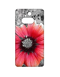 Mobifry Back case cover for HTC One M9 Plus Mobile ( Printed design)