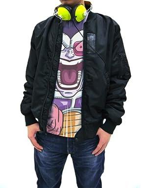 ドラゴンボール改 フリーザ フルグラフィックTシャツ ホワイト サイズ:S