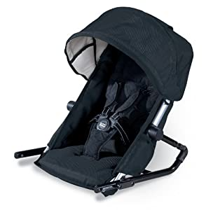 Britax Second Seat for B-Ready Stroller, Black