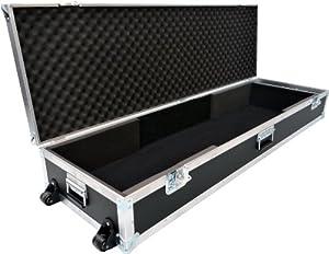yamaha p 35 keyboard piano flight case musical instruments. Black Bedroom Furniture Sets. Home Design Ideas