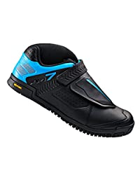 Shimano SH-AM7 MTB Shoe (Size 40, Black)