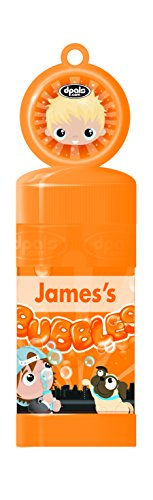 John Hinde dPal Bubbles James Bottle, One Color, One Size