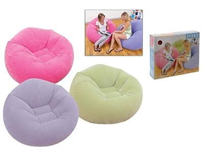 Intex Lounge Sessel Aufblasbar Sitzsack Zelt Ideal von INTEX ®