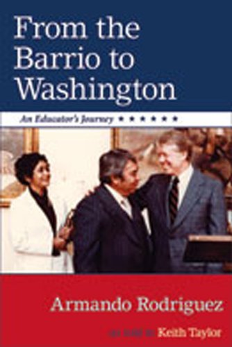 From the Barrio to Washington: An Educator's Journey