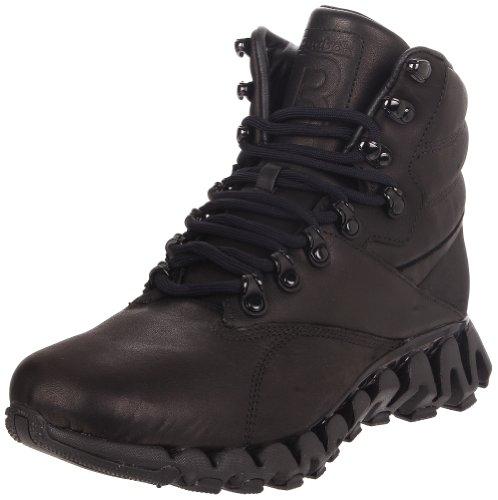 Reebok Men's Classic Zig Cliffhanger Shoe,Black/Black,7.5 M US