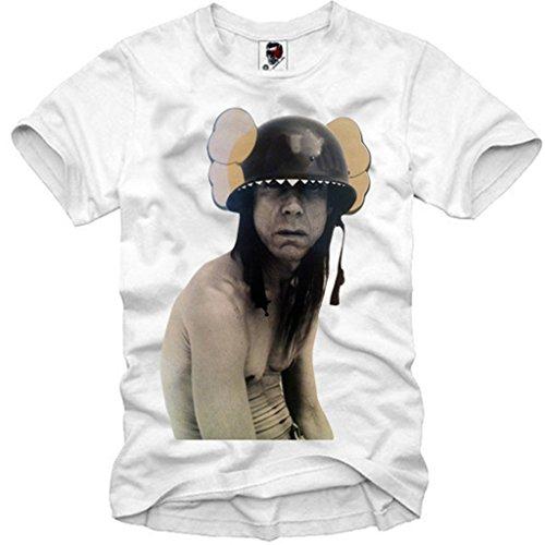Experience iggy pop on for Iggy pop t shirt amazon