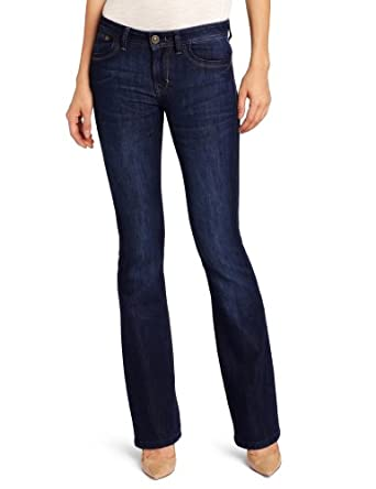 DL1961 Women's Jennifer Bootcut Jean in Liberty, Liberty, 27