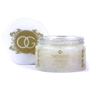 Oro Gold Golden Body Scrub Devotion
