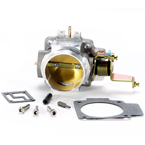 BBK 1724 62mm Throttle Body - High Flow Power Plus Series for Jeep 4.0L (Jeep Xj Cold Air Intake compare prices)