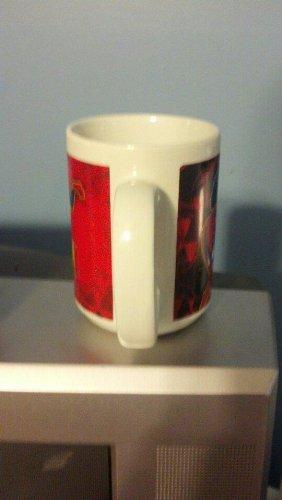 Marvel Comics Spiderman Ceramic Coffee Mug 2004