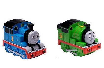 Thomas & Friends Bathtub Squirters - 1
