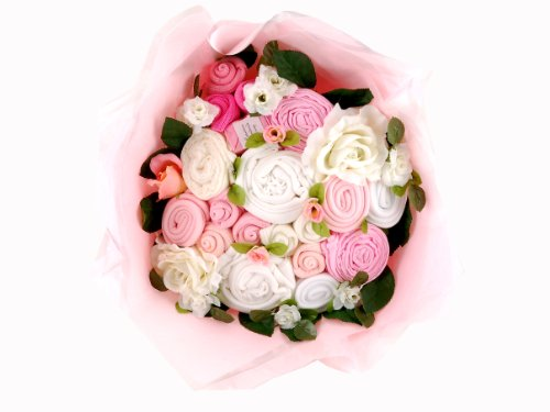Twins Bouquet - Pink