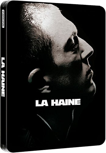 La Haine -Blu-Ray (French) Zavvi Exclusive Steelbook Edition (Ultra Limited Print Run#/2000)