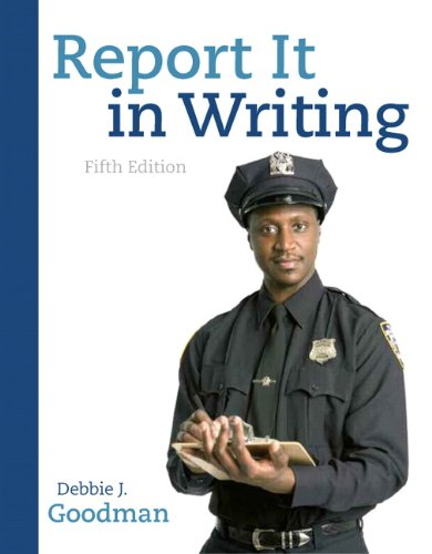 Report It in Writing (5th Edition)