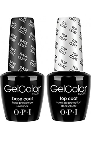 OPI - Base  Gel e Top Coat 15ml